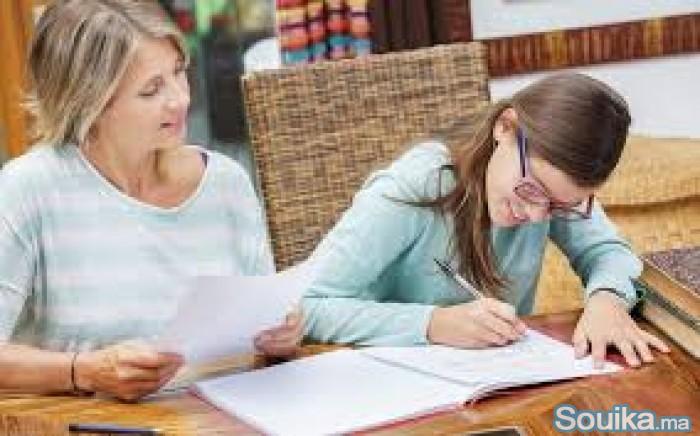cours d'anglais à domicile