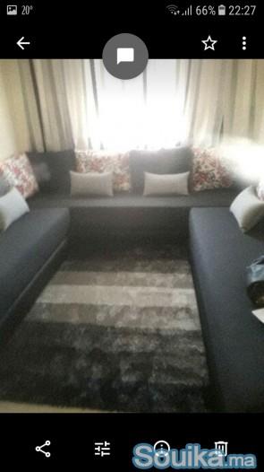 Apartement meublé à loué