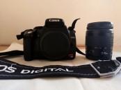 Canon 350D avec un objectif 28-80mm