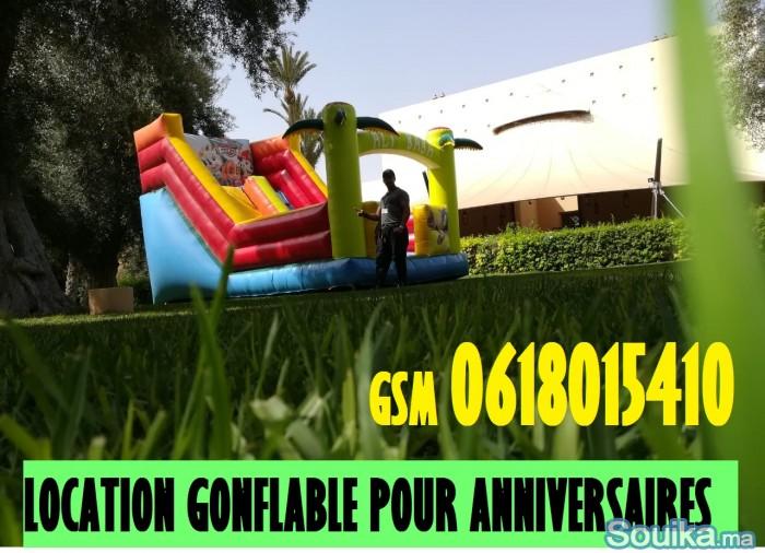organisation des anniversaires à MARRAKECH061801