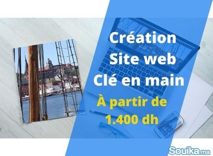 Création Site web Clé en main