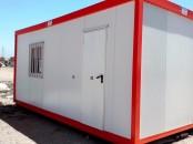 bureau de chantier et bâtiment modulaire