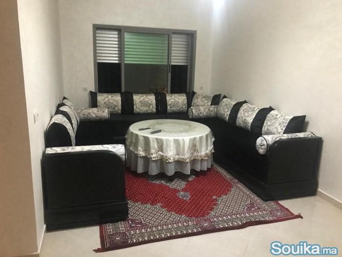 Appartement meublé à louer a coté de château rouge