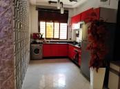 شقة للبيع سفلية شوكة 97 متر في حي النصر