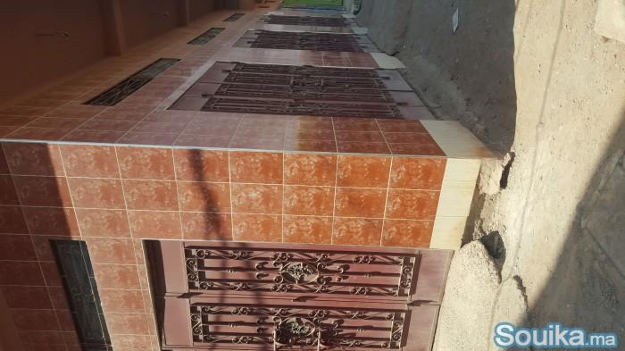 Magasin à louer à Douar oulad yahya 9 km de marrak