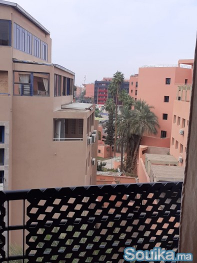 appartement en location a guéliz