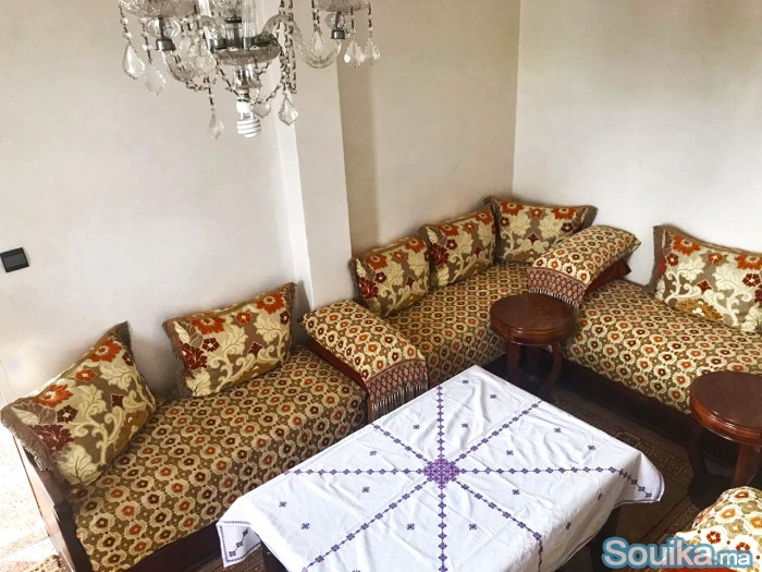 Vente un appartement à Casablanca