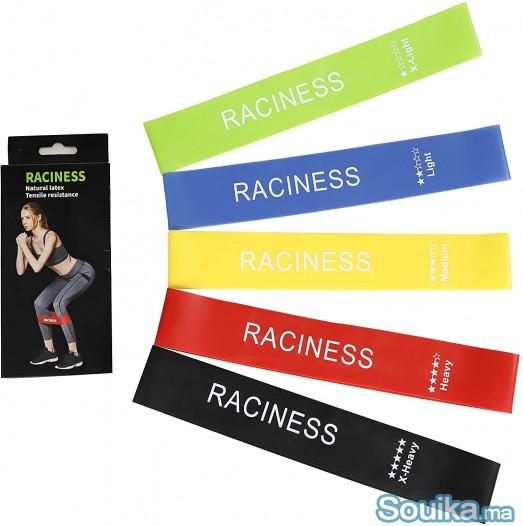 Gym élastiques Raciness