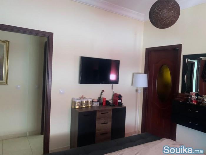 Remise Exclusive d'une Bel Appartement a Tanger