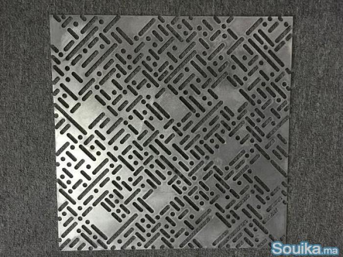 CNC أعمال القطع المعدنية بالليزر و