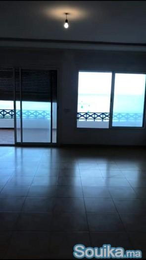 APPARTEMENT DUPLEX de 338m2 front mer à Azla BEACH
