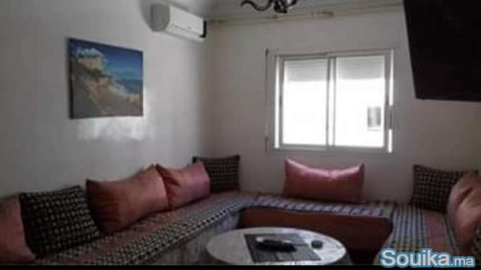 appartement meuble pour coute durée a agdal