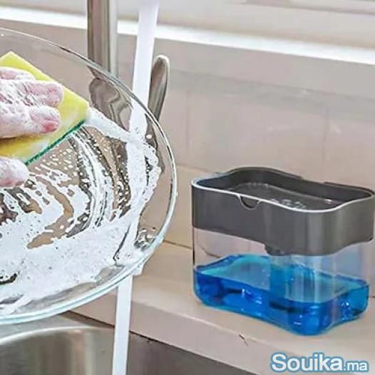 pompe liquide vaisselle