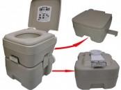 Toilettes portatives toilettes extérieures de camp
