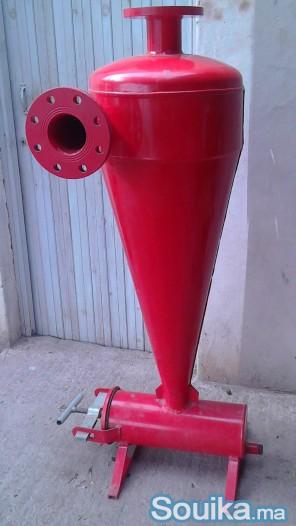 Filtre Hydrocyclone
