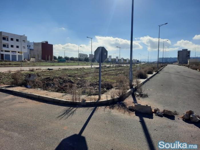 Terrain à vendre à Fès Route sefrou