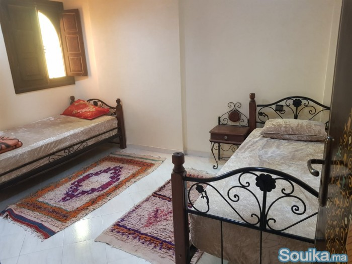 appartement meublé en location à Alizdihar