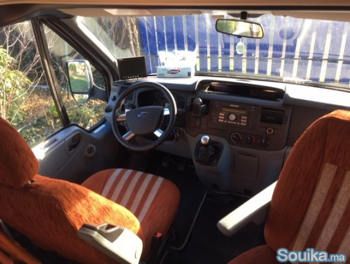 Camping car ford challenger genesis 46