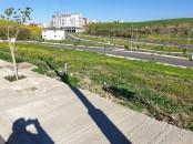 Terrain constructible de 100m2 à vendre