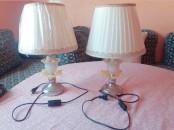 2 lampes de chevet Veilleuse en bon état مصباح