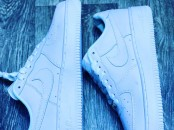 Adidas Yeezy boost nike air force