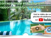 kit de piscine revolutionnaire