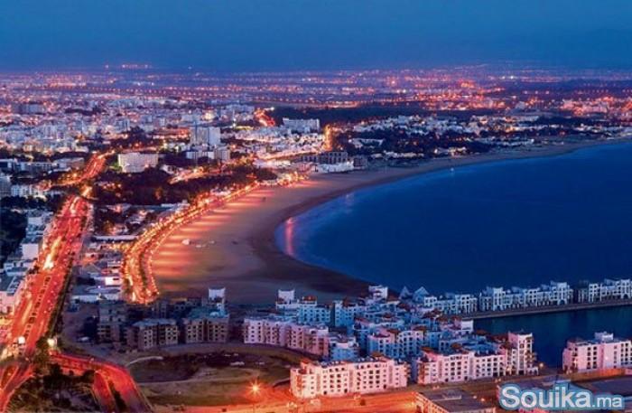 Bureau a louer à Agadir