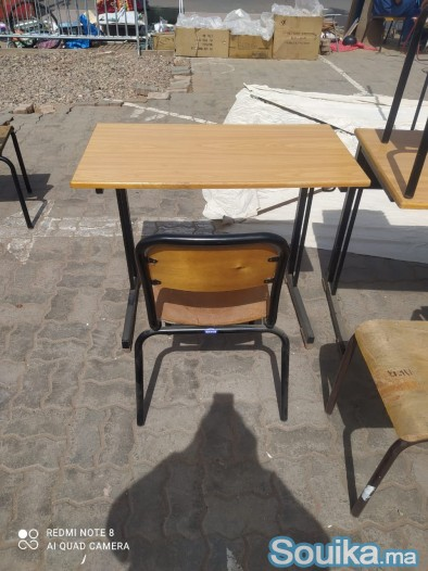 tables avec chaises