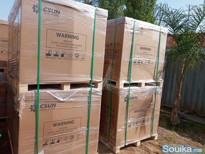 Chauffe eau solaire haute gamme prix competitive