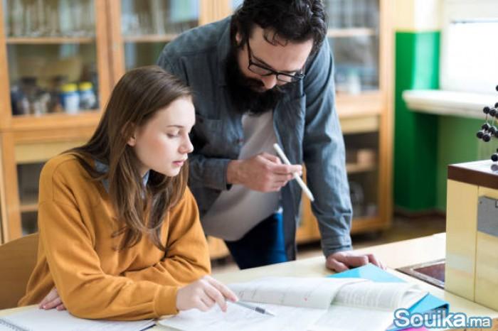 Soutien en mathématiques et en physique-chimie