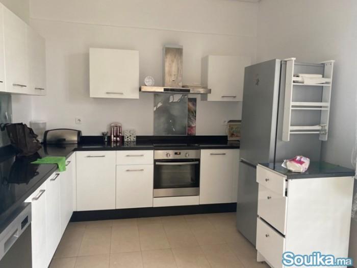 Location d'un appartement meublé à Perstigia Raba