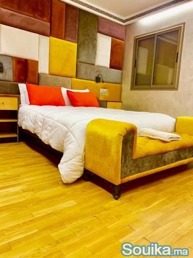Location journalier d'un appartement meublé