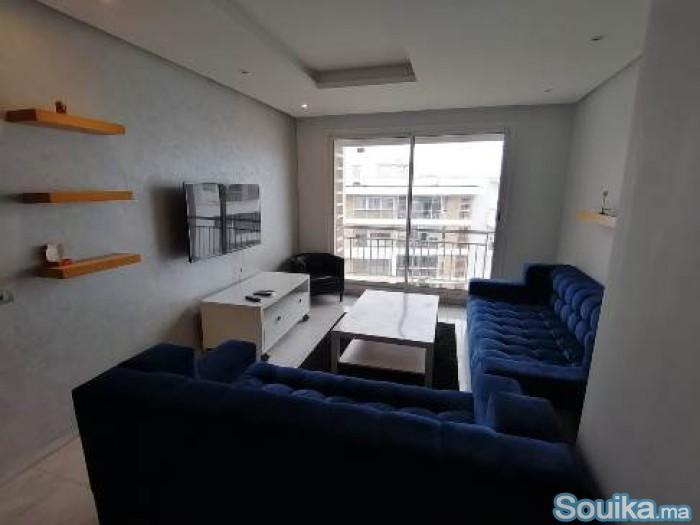 Location dun appartement Meublé à Pestijia Riad