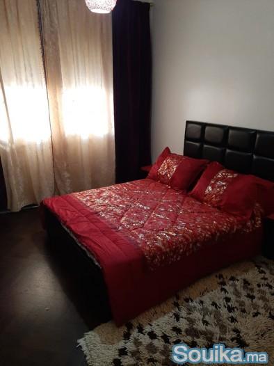 Location journalier d'un appartement meublé a l'ag