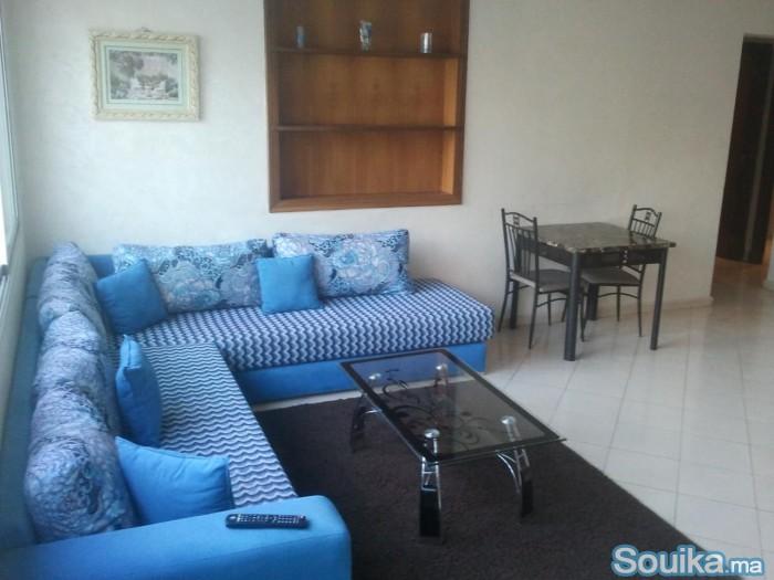 Location dun appartement Meublé à Hassan