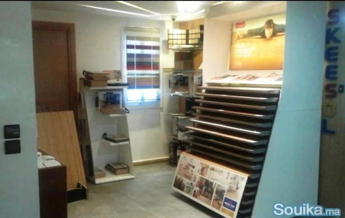 En vente plateau bien située à kenitra
