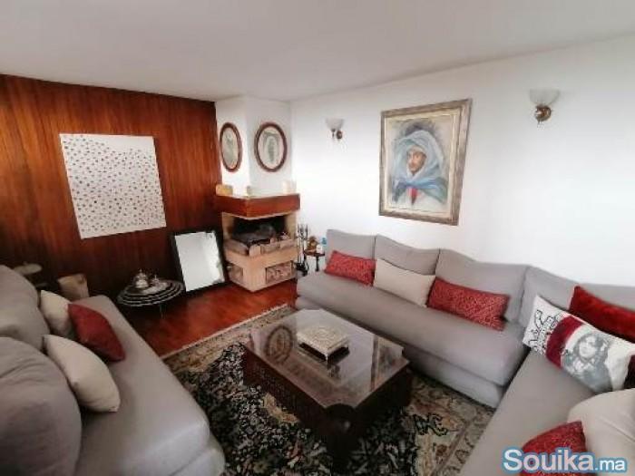 Vente dun villa à Harhoura