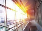 Film adhésif de la protection solaire