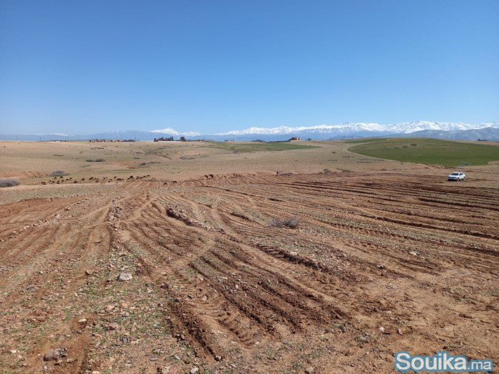Vend terrain vue Atlas