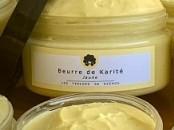 beurre de karité et beurre de cacao