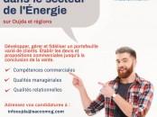 TÉLÉTRAVAIL Commerciaux expérimentés Energie B2B